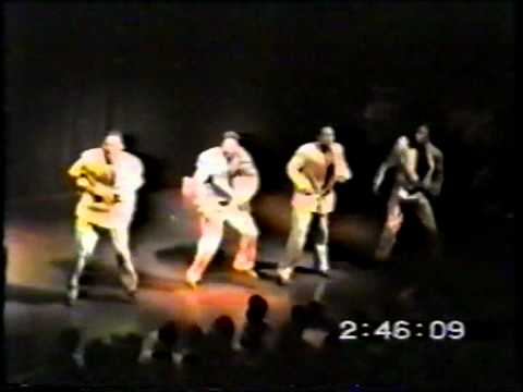 EXTRAORDINARY at Metropool 1990 (Zaandam)