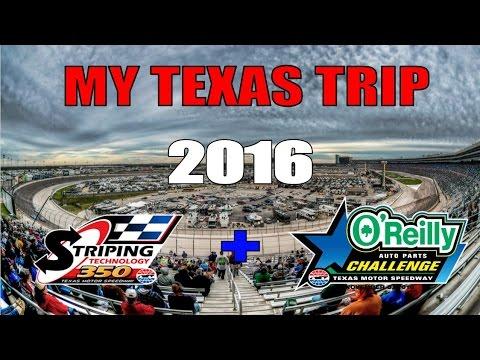 Texas Motor Speedway Race Weekend 2016 Fri & Sat (Vlog 3)