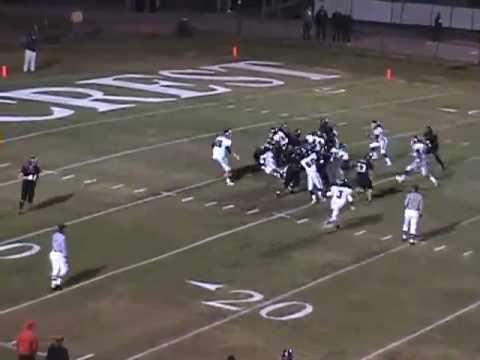 Ryan Pruitt Football Highlights
