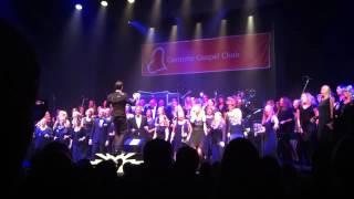 "Gentofte Gospel Choir - ""Barndommens Gade"" - 2014 - Galla Koncert - Bellevue Teater"
