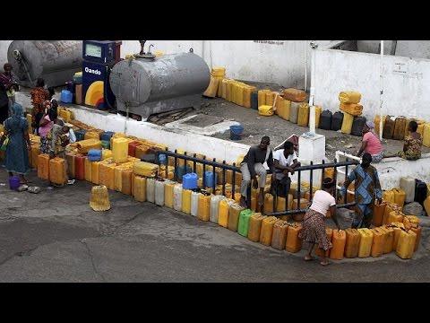 Fuel shortage hits Nigerian cities
