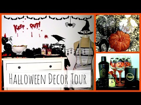 Condo Tour ♥ Halloween Edition!