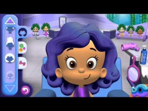 Гуппи и пузырики развиваемся и играем серия 1 детям и малышам