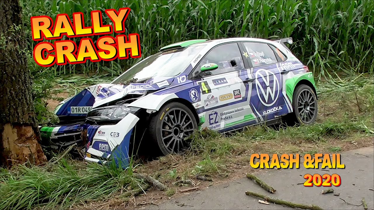 Compilation rally crash and fail 2020 HD Nº 14 by Chopito Rally Crash