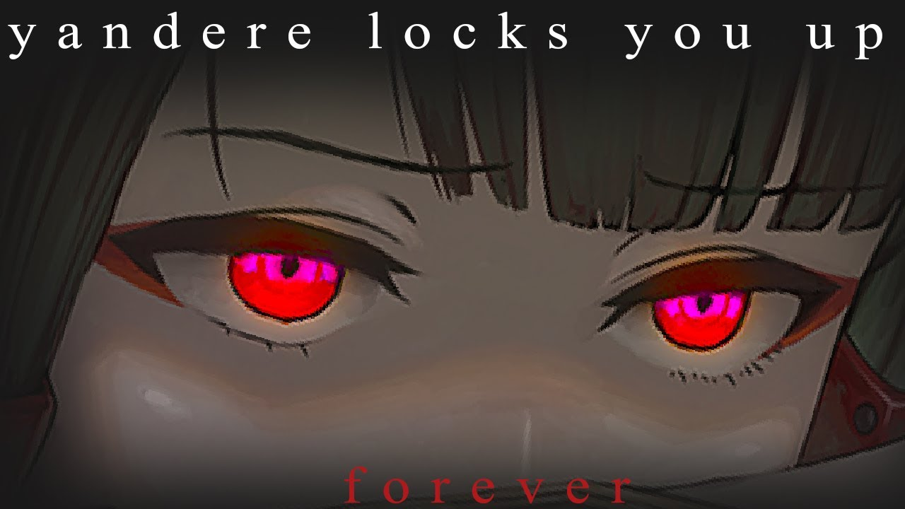 Yandere Kitsune Keeps You Locked Up    [Personal Attention] [ASMR?]