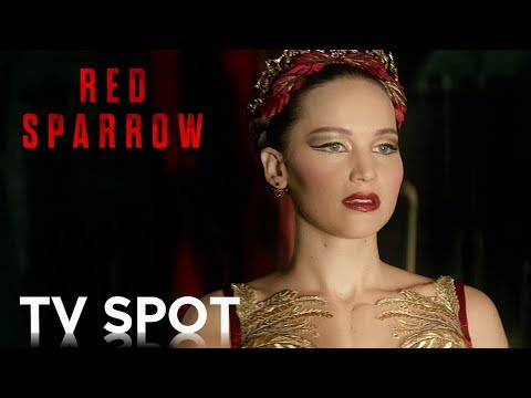 "Red Sparrow | ""Life"" TV Commercial 