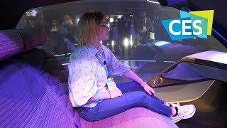 La vorresti un'auto così? 😳 | CES 2020
