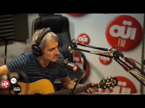 Daran - Alain Bashung Cover - Session Acoustique OÜI FM