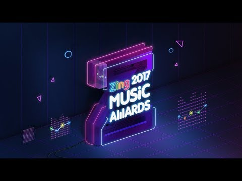 Zing Music Awards 2017  Official Trailer