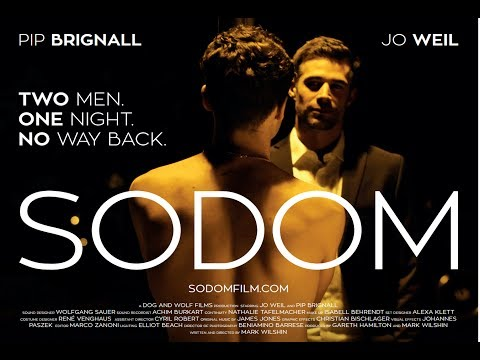 SODOM Film Trailer (2017) LGBT - East End Film Festival
