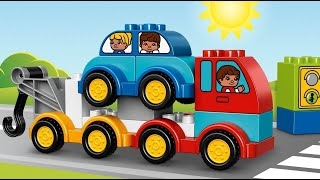 Lego Duplo My First Bus for kids Play