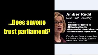 ...Does anyone trust parliament?
