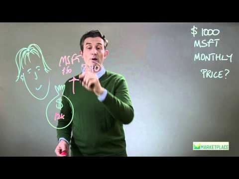 Dollar Cost Averaging, explained