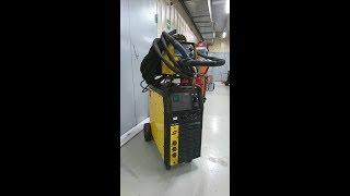 видео Электроды esab ok для ремонта