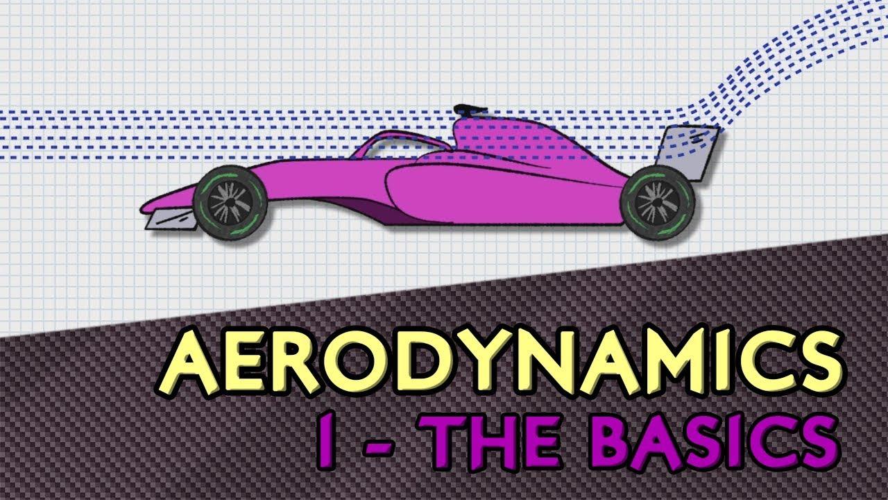 F1 Aerodynamics - 1: The Basics