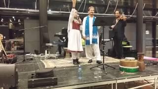 "Hazaragi ""TASHKI BIYA"" - Musakhan Manji & Shabana Manji"