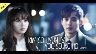 Video Kim So hyun X Yoo Seung Ho (CROSSOVER) - And One Part 1 download MP3, 3GP, MP4, WEBM, AVI, FLV Maret 2018