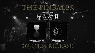 THE PINBALLS メジャー1stフルアルバム『時の肋骨』トレーラー