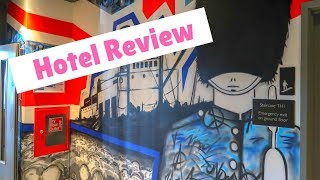 Moxy London Excel - Video Tour and Review 2018 (London, UK)