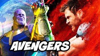 Thor Ragnarok Odin's Avengers Infinity Gauntlet Scene Explained - NO SPOILERS