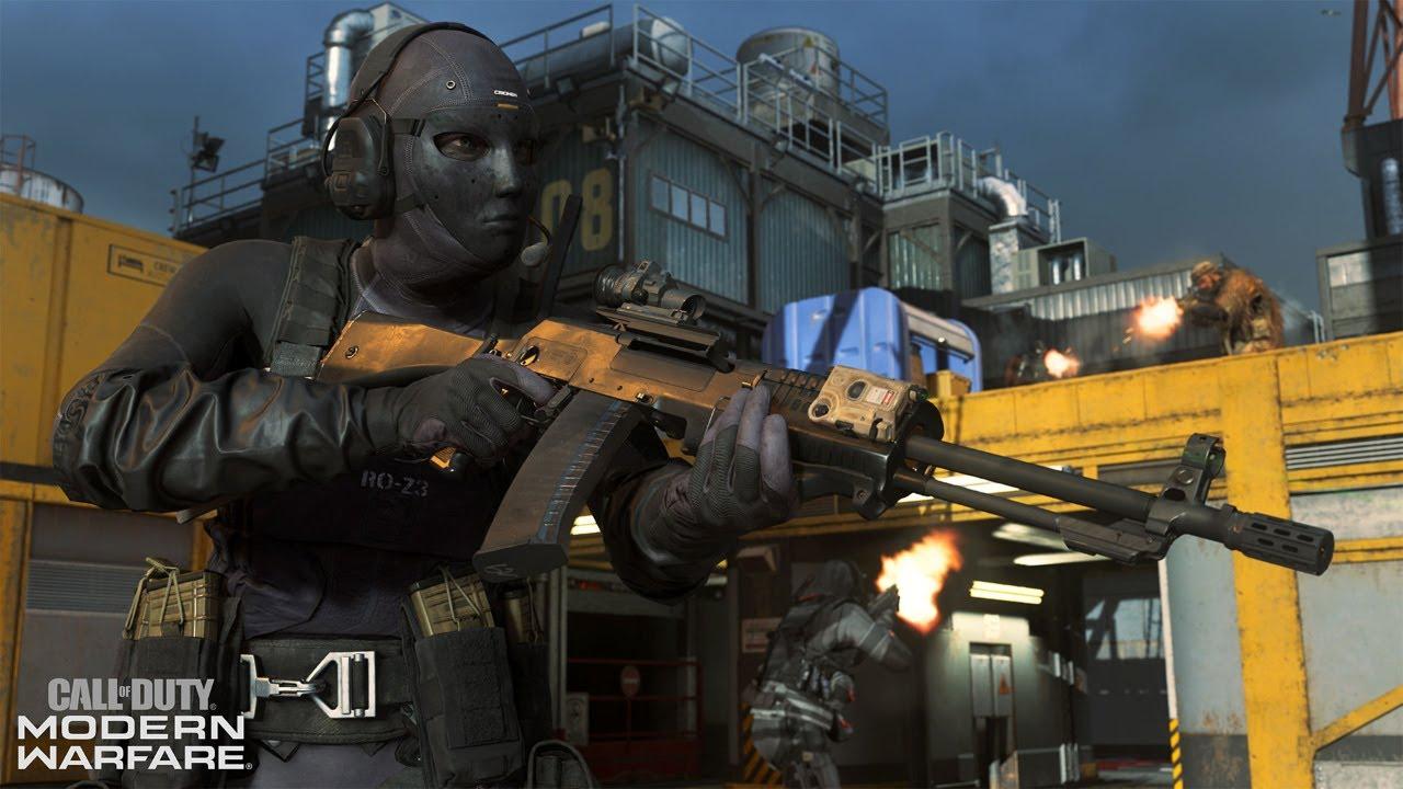Continuamos con FIN DE SEMANA GRATIS Modern Warfare MULTIPLAYER