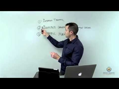 High Traffic Academy 2.0 Reviews-Traffic Generation-Vick Strizheus
