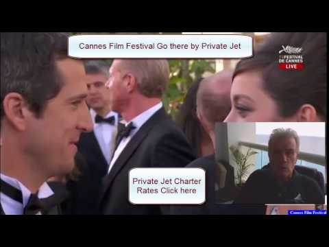 Cannes Film Festival | Cannes by Private Jet | Private Jet Charter to Cannes Film Festival