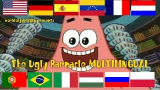 SpongeBob SquarePants: The Ugly Barnacle (multilingual) AUDIO ONLY