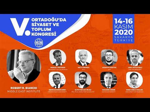 V. Middle East Congress: PALESTINE/ISRAEL AND INTERNATIONAL POLITICS
