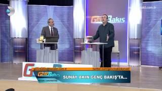 27 03 2013   Genç Bakış   Abbas  Güçlü İle Sunay Akın 2.Bölüm