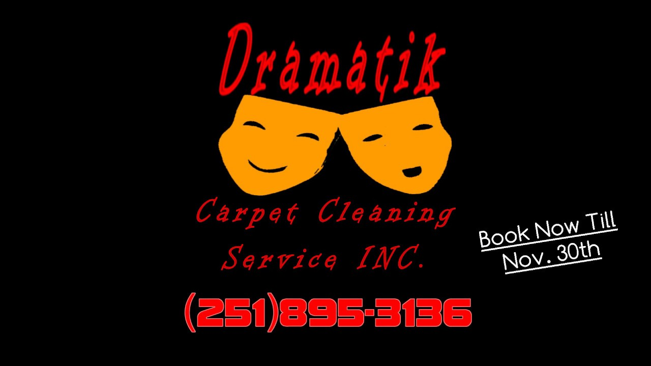 black friday deals dramatik carpet cleaning service 2016 251 895 3136 youtube. Black Bedroom Furniture Sets. Home Design Ideas