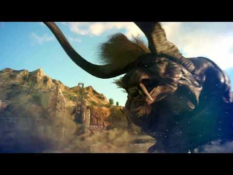 Final Fantasy XV: Windows Edition Official Reveal Trailer (in 4K)
