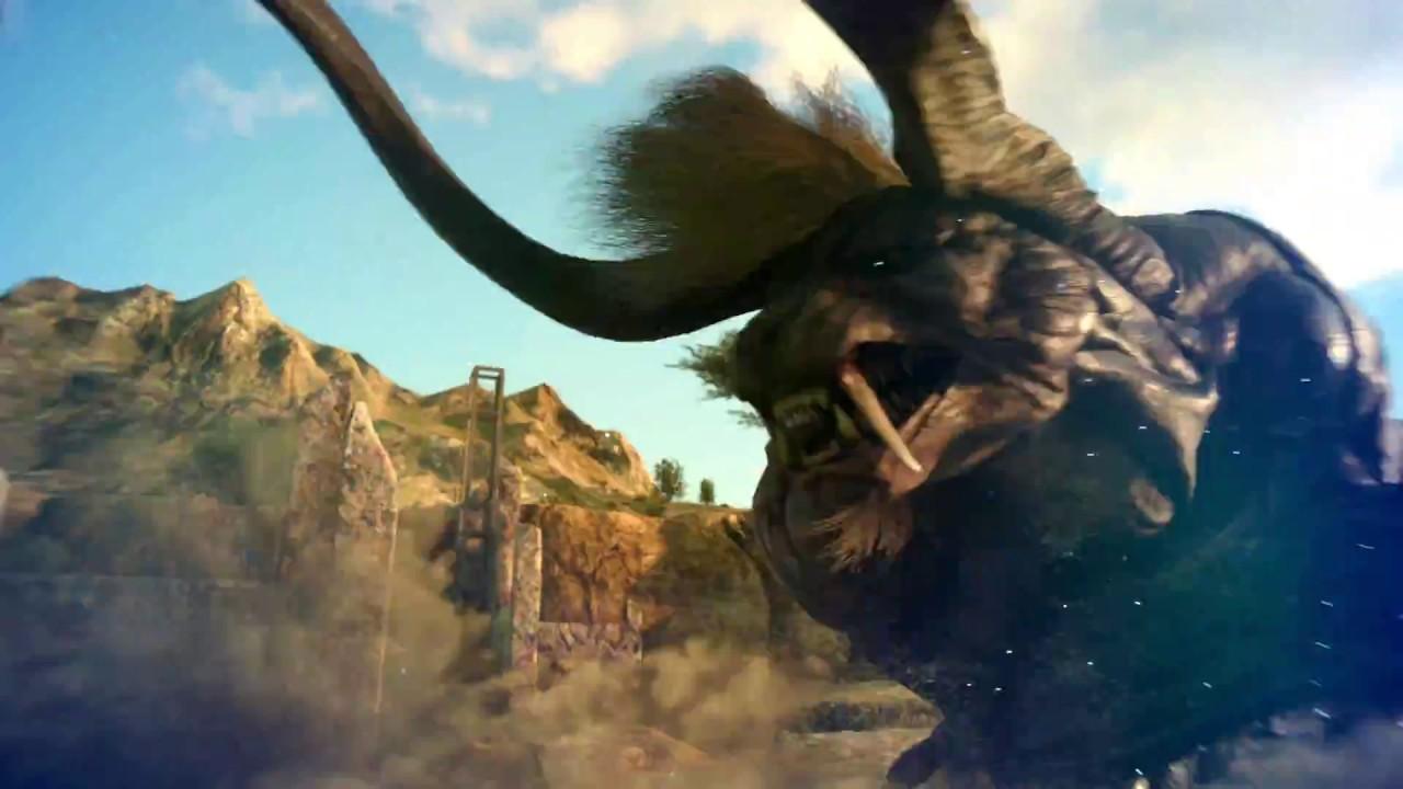 Final Fantasy XV: Windows Edition Official Reveal Trailer