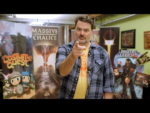 Psychonauts 2 Fig Campaign Pitch Video
