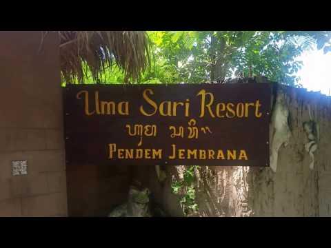 West Bali Villas - Uma Sari Resort