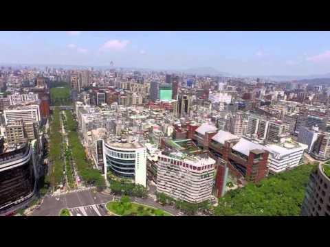 20150819 台北市空拍素材38 4K 台北市景