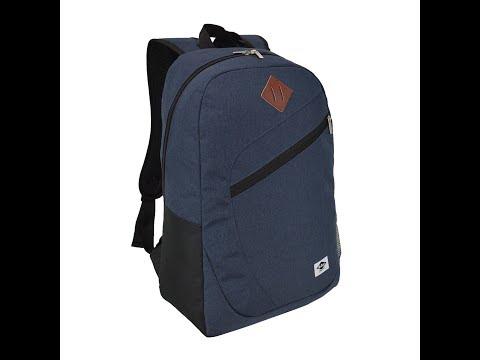 Обзор рюкзак Lee Cooper C Marl Backpack C98