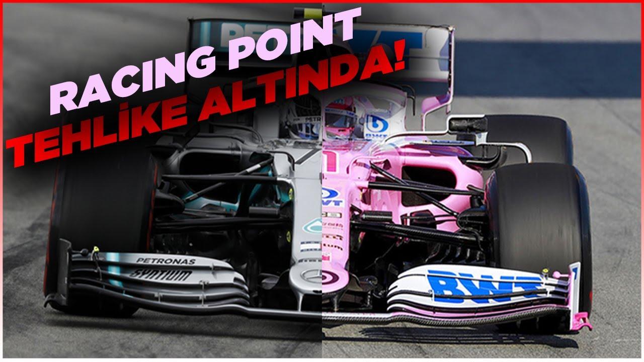 Racing Point diskalifiye edilebilir! | Renault, Racing Point'i şikayet etti