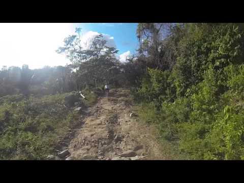 Tela Mountain Bike Tour - video
