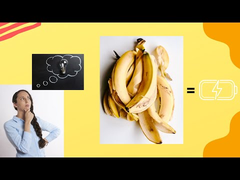 Electricity Production From Banana Peel Waste Using Microbial Fuel Cell: A Zero Cost Project