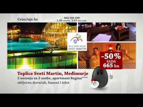 Crno Jaje - Toplice Sveti Martin - Hotel Mauro Poreč