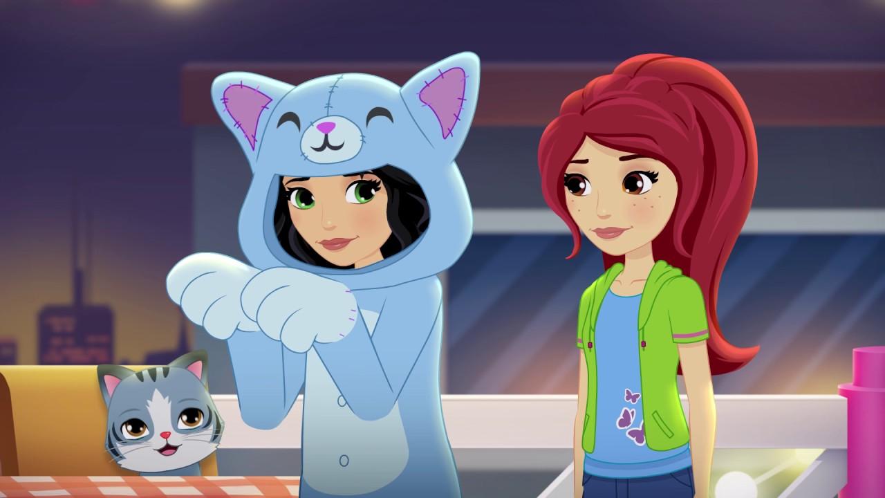 Mama Mia Lego Friends Season 4 Episode 7 Youtube