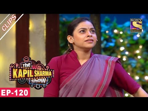 Sarla Gulati Launches Her Own Political Party - The Kapil Sharma Show - 9th July, 2017