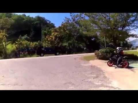 Bikerboy ไร่กุสุมา - Mcปากช่อง Part1