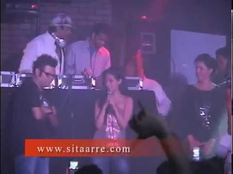 Rang de Basanti 2010 with DJ Akbar Sami ,DJ Akhtar and Bollywood Actress Riya Sen LIVE