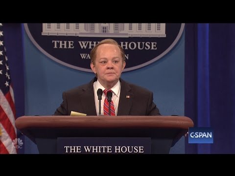 Thumbnail: Melissa McCarthy Reprises Sean Spicer 'SNL' Role Amid Reports He'll Be Replaced