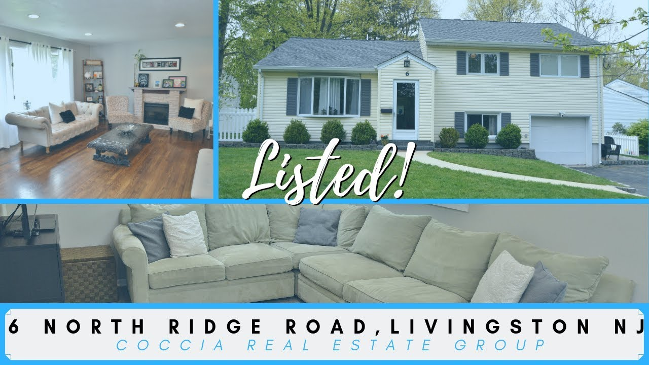 6 North Ridge Road | Homes for Sale Livingston, NJ
