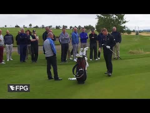 FPG - Stephen Gallacher Golf Masterclass, 2017