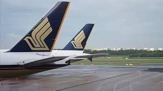 Singapore Airlines Boarding Song 1 Hour