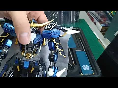Unboxing DATE MASAMUNE